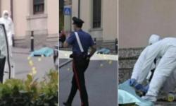 """Bergamo, delitto efferato in strada davanti moglie e figlie: finisce in carcere un 19enne. Pugno di ferro di Giorgia Meloni: """"Mostruoso. La paghi cara"""""""