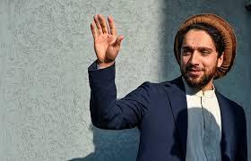 """Afghanistan, l'appello: """"Sono il figlio di Ahmed Shah Massoud, il Leone del Panjshir, non mi arrendo ai Talebani"""""""