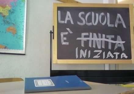 """Gaetano Daniele: """"La scuola riparte, speriamo sia la buona scuola"""""""