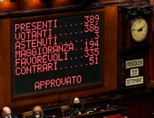 Dl green pass, metà dei leghisti disertano il voto
