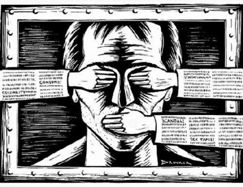 """Libertà di stampa? Macché. Giorgia Meloni: """"Incredibile, nessun quotidiano ha pubblicato le foto dei 10mila a Piazza del Popolo"""""""