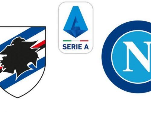 Prossimo turno serie A: Napoli chiamato a consolidare la leadership della classifica