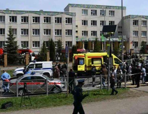 [VIDEO] Russia sotto choc, all'Università di Perm uno studente apre il fuoco, 8 morti, 24 feriti, è una strage