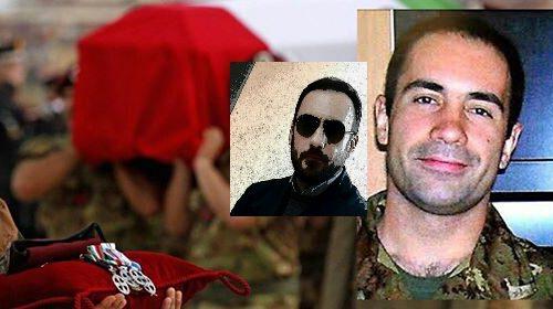 """Gaetano Daniele ricorda  Massimiliano Randino caduto a Kabul il 17 settembre 2009: """"Sempre nel mio cuore"""". Il 17 settembre 2021 ore 10.30 la solenne messa"""