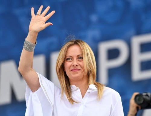 """Giorgia Meloni ospite al Forum di Bled, tuona: """"No al Superstato, sì alla confederazione di nazioni sovrane"""""""