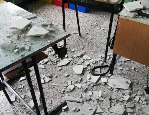 Le nostre scuole cadono a pezzi, l'urlo dei presidi al Ministero: subito un piano di manutenzione dei soffitti