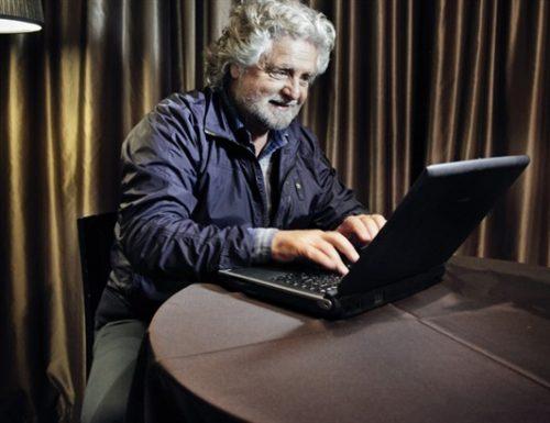 Il blog di Beppe Grillo piange miseria: poca pubblicità. E la società rischia la bancarotta
