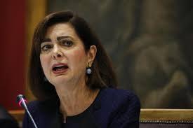 """Il """"Gomblotto"""" secondo Boldrini: """"Italia arretrata, donne sminuite dagli uomini"""": siamo tutti maschilisti"""